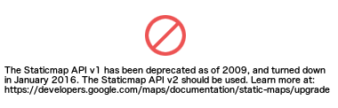 GoogleのStatic Maps API